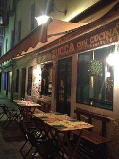 Hotel Canal Grande: la zucca