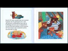 Boucle d'Or et les Trois Ours - Conte pour enfants - Dokéo TV - YouTube Reading Stories, Kindergarten, Teaching, School, Album, Audio, French, Easy, Books