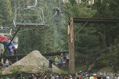 Anthony Messere at 2014 Joyride at Crankworx Whistler BC