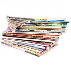 stack of magazines - Google-søgning