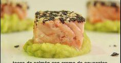 Tapas, Sous Vide, Fish And Seafood, Sushi, Healthy Recipes, Ethnic Recipes, Thumbnail Image, Big Fish, Yummy Yummy