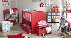 Une chambre Cirque pour bébé