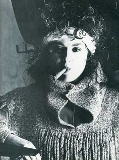 fagcity:  COMME des GARÇONS by Peter Lindbergh, 1981