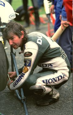 progressivetune:   Joey Dunlop, 1990 Isle of Man...