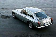 MGB GT 1970
