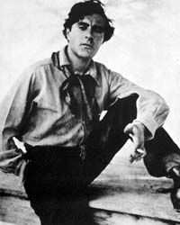 Amadeo Modigliani.