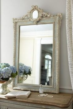 Corinne Mirror from Soft Surroundings