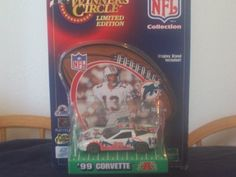 Miami Dolphins Dan Marino 1999 Winner's Circle NFL Diecast Corvette with Dan Marino Display Stand by Hasbro. $19.29. Rare collectible. 1999 Winner's Circle Limited Edition NFL Diecast Chevrolet Corvette. Miami Dolphins logo and Dan Marino image on hood. Includes display stand with Dan Marino image. out of print figure