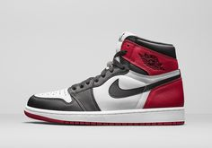 An Official Look At The Air Jordan 1 Black Toe