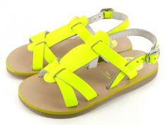 Gioseppo Detské Sandále Deltebre Amarillo