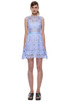 5aaff6b009a9 Sleeveless Lace Dress KX226. Self Portrait DressCheap DressesProm ...