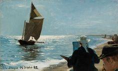 Skagensmalerne fascinerer med både kunst og privatliv   Videnskab.dk