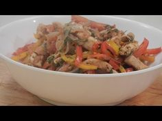 Mixed vegetables with dal sanjeev kapoor khazana youtube food awesome mexican stir fry chicken sanjeev kapoor khazana cook kitchen health forumfinder Gallery