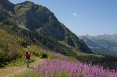 Are you strong enough to come and join us in the Trail des Hauts Forts - 23 or 42km  Trail des hauts forts – Morzine Avoriaz