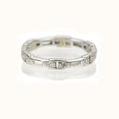 Vintage Wedding Bands | Leigh Jay Nacht | New York Antique Jewelry