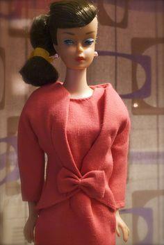 Barbie - Vintage Swirl ponytail Barbie