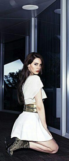 Lana Del Rey by Simon Emmett for S Moda #LDR