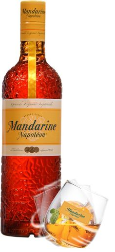 First bottled in 1892, but first produced some time before, Mandarine Napoleon (38% abv/ 76 proof) was said to be a personal favourite of the Corsican-born Emperor, Napoleon Bonaparte.