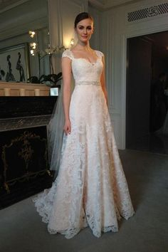 117 Modern Vintage Wedding Dresses Ideas