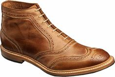 Allen-Edmonds Men's Cronmok,Tan Leather,US 11 3E Allen Edmonds