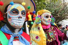 Museo Dolores Olmedo Xochimilco MX Dia de los Muertos 2012