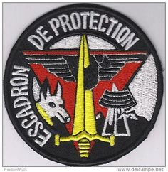 France Air Force Security Protection K-9 Airborne Special Operationss Armee de lAir Base Aerienne Nice