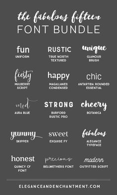 15 Fabulous Fonts for graphic design projects, web… - MKS Web Design Font Design, Web Design, Typography Design, Vector Design, Design Ideas, Police Script, Typographie Fonts, Handwriting Fonts, Cursive Fonts
