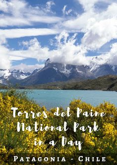 An Independent Torres del Paine Day Trip from Puerto Natales Chile: Self-Drive Plus Day Hikes If You Don't Have Time For the W Trek - Safari Photography Day Hike, Day Trip, Travel Couple, Family Travel, Puerto Natales, Torres Del Paine National Park, Travel Around Europe, Solo Travel, Travel Tips