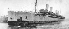 German Steam Ship SS Kaiser Wilhelm II., later USS Agamemnon