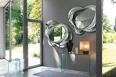 Design Spiegel Lucy | FIAM | Italian design |GlazenDesignTafel.nl | Design by Doriana E Massimiliano Fuksas | Interior design | vidre glastoepassingen, Leiden