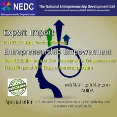 NEDC: How to start business..??How to do your business r...