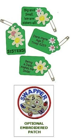 View Daisy Sister Swap Packette