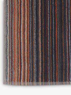 Buy Puritan John Lewis & Partners Spirit Stripe Towels from our Towels range at John Lewis & Partners. Free Delivery on orders over Striped Towels, Hand Towels, John Lewis, Spirit, Bathroom, Washroom, Full Bath, Bath, Bathrooms