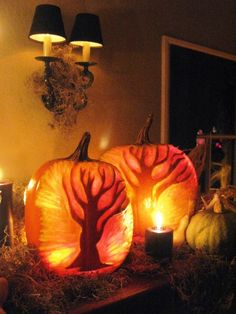 Halloween Indoor Decor