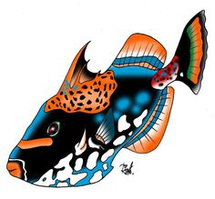 . Batman, Clip Art, Fish, Sea, Superhero, Fictional Characters, Pisces, Ocean