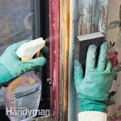 If you live in a home built before 1978, we recommend following these procedures when disturbing paint for remodeling, repainting or making ...