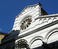 Chiesa San Cristoforo, Via Fillungo, Lucca