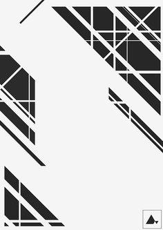 Line Print on Behance