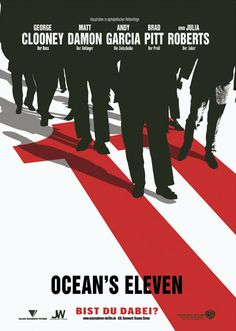 Poster zum Film: Ocean's Eleven