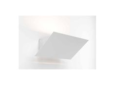 EDUARDO SOUTO DE MOURA  'ALEIXO' Indirect wall luminaire with powder-coated steel body, clear diffuser and high reflective pure aluminium reflector. Electronic power supply included.