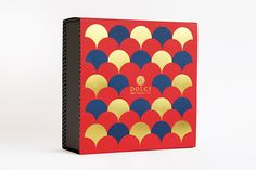 2/3 Dolci Christmas Collection — The Dieline - Branding & Packaging | by ROKO Studio