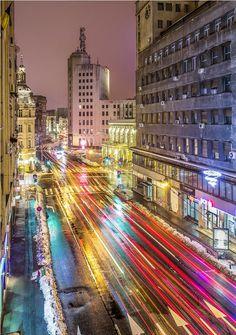 Attractive Bucharest