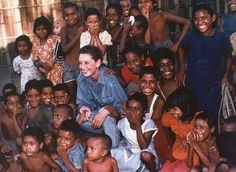 Audrey Hepburn and UNICEF