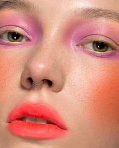 Modern runway beauty and makeup ideas for Kate Beavis Your Vintage Life, vintage . - Modern runway beauty and makeup ideas for Kate Beavis Your Vintage Life, vintage …, modern runway - Eye Makeup Tips, Makeup Goals, Makeup Inspo, Makeup Art, Makeup Inspiration, Makeup Ideas, Eyebrow Makeup, Make Up Looks, Pastell Make-up