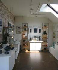 Oathlaw Pottery & Gallery is a working studio and gallery in rural Angus. Ian and Maggie Kinnear design and make a continually evolving range of ceramics available all year round from the gallery, in addition to their Summer and Winter exhibitions of Fine and Applied Arts.
