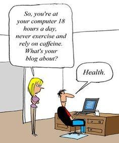 Keeping balance is important! #Digital #Marketing #Humour