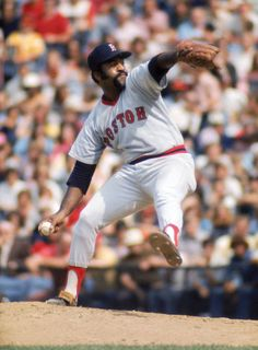 Luis Tiant before becoming a NY Yankee