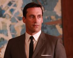 Don Draper is coming back, but he's looking a little different these days. That's because Jon Hamm will (sort of) reprise his iconic 'Mad Men' role in an upcoming episode of 'Spongebob Squarepants. Amc Awards, Don Draper, Superman Man Of Steel, Jon Hamm, Mad Men Fashion, Watch Tv Shows, Skinny Ties, Spongebob Squarepants, Man Photo