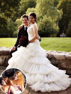 AMERICA GETS MARRIED photo | Ryan Piers Williams, Amber Tamblyn, America Ferrera, Blake Lively