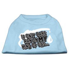 Mirage cat Products 14-Inch My Kind of Gas Screen Print Shirts for cats, Large, Baby Blue >>> New and awesome product awaits you, Read it now  (This is an amazon affiliate link. I may earn commission from it)